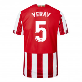 ATHLETIC CLUB WOMEN'S HOME SHIRT 20/21 YERAY