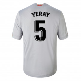 AWAY SHIRT 20/21 YERAY