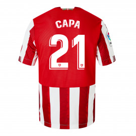 JUNIOR HOME SHIRT 20/21 CAPA