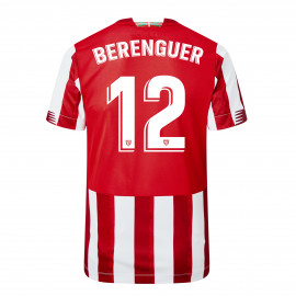 ATHLETIC CLUB WOMEN'S HOME SHIRT 20/21 BERENGUER