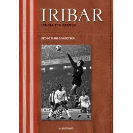 BOOK IRIBAR, IRUDIA ETA EREDUA (2020)