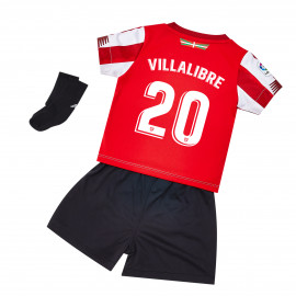 ATHLETIC CLUB HOME BABY KIT 20/21 VILLALIBRE