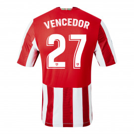 ATHLETIC CLUB HOME ELITE  SHIRT 20/21 VENCEDOR