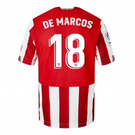 JUNIOR HOME SHIRT 20/21 DE MARCOS