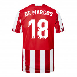 ATHLETIC CLUB WOMEN'S HOME SHIRT 20/21 DE MARCOS