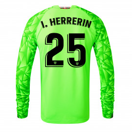 GOALKEEPER AWAY SHIRT 20/21 IAGO HERRERÍN