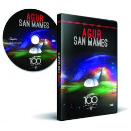 DVD AGUR SAN MAMES (EUSKERA)