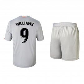 ATHLETIC CLUB JUNIOR AWAY KIT 20/21 WILLIAMS
