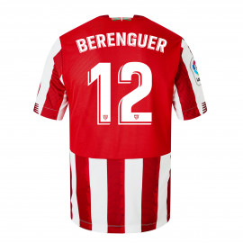 MAILLOT JUNIOR DOMICILE 20/21 BERENGUER