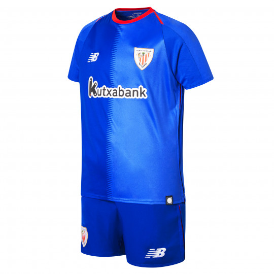 KIT JUNIOR 2ª EQUIPACIÓN 2018/19