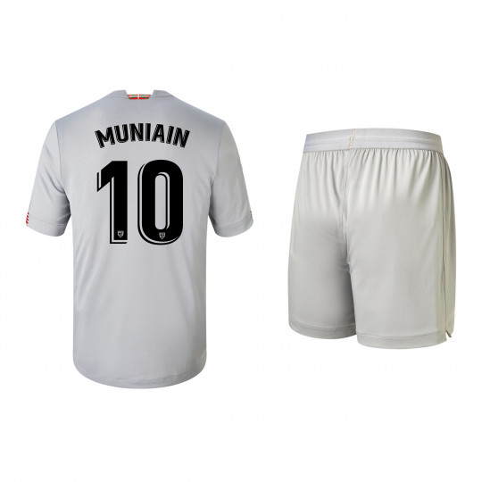 KIT JUNIOR 2ª EQUIPACIÓN 20/21 MUNIAIN