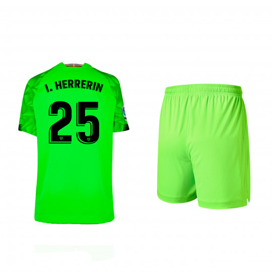GOALKEEPER JUNIOR AWAY  KIT 20/21 IAGO HERRERÍN