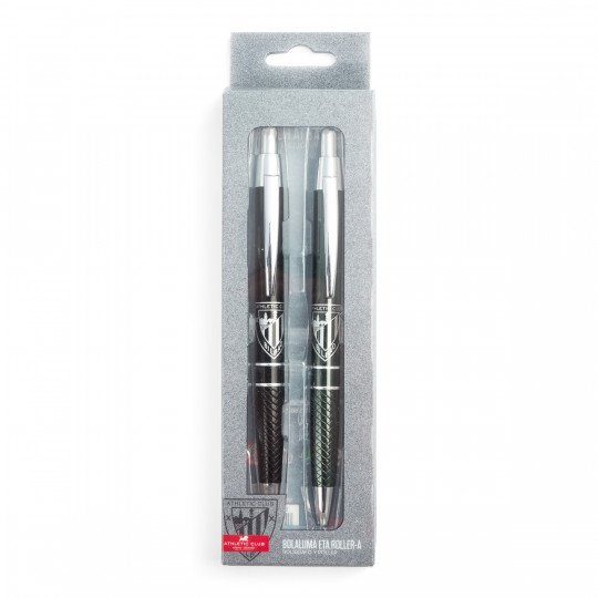 PEN AND ROLLERBALL PEN BLISTER PACK