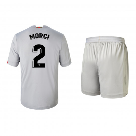 ATHLETIC CLUB JUNIOR AWAY KIT 20/21 MORCI