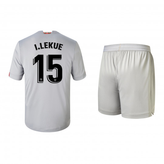 ATHLETIC CLUB JUNIOR AWAY KIT 20/21 I.LEKUE