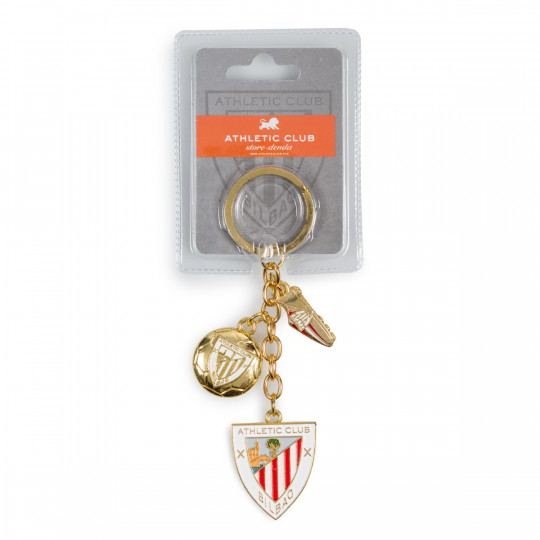 3 PIECES KEY-RING