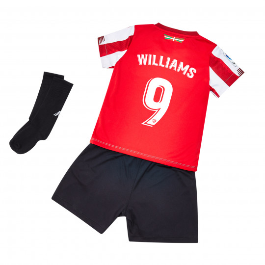 KIT INFANT 1ª EQUIPACIÓN 20/21  WILLIAMS