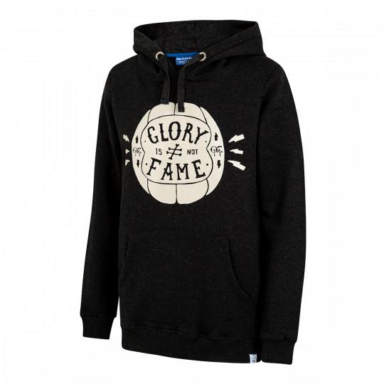 OCM woman football sweatshirt - One Club Man (black)