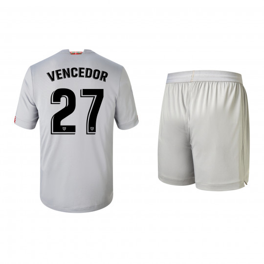 ATHLETIC CLUB JUNIOR AWAY KIT 20/21 VENCEDOR
