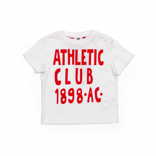 BABY SHORT SLEEVE SHIRT LETTER
