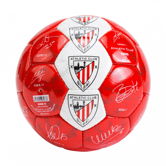 19/20 BALL WITH SIGNATURES