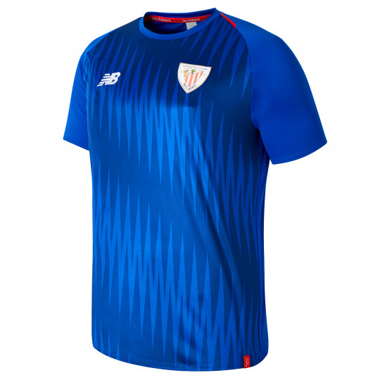 f0dc06be26156 CAMISETA CALENTAMIENTO 2018 19