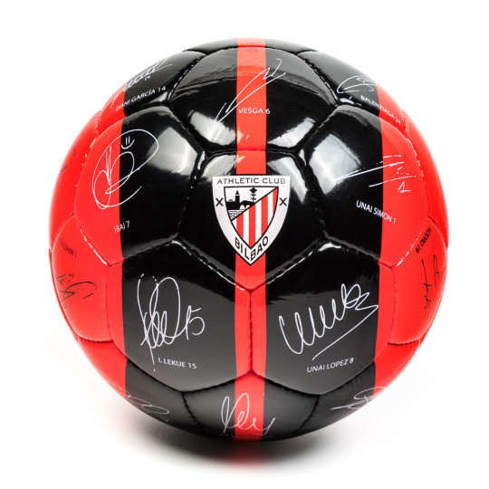20/21 BALL WITH SIGNATURES