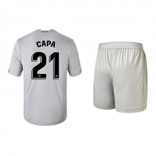 ATHLETIC CLUB JUNIOR AWAY KIT 20/21 CAPA