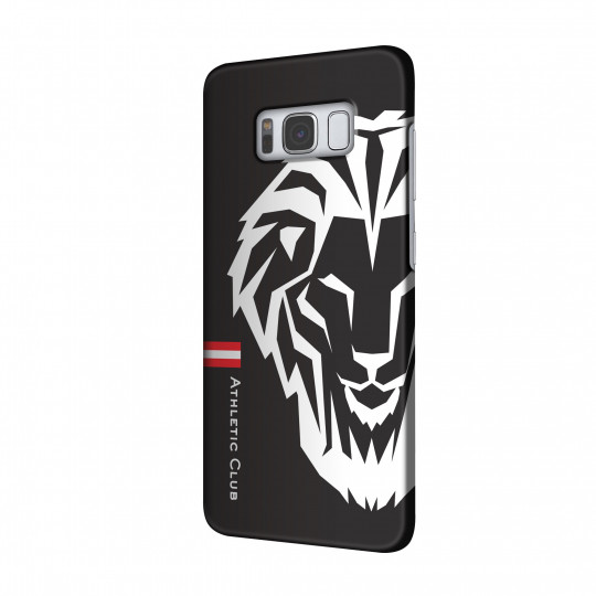 RUBBER CASE LION SAMSUNG GALAXY S8