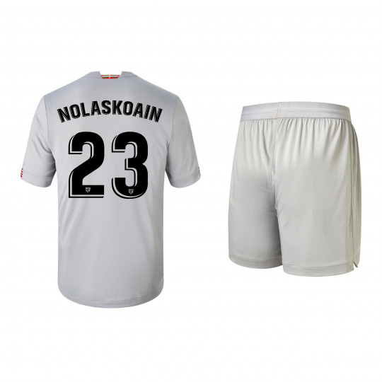 ATHLETIC CLUB JUNIOR AWAY KIT 20/21 NOLASKOAIN