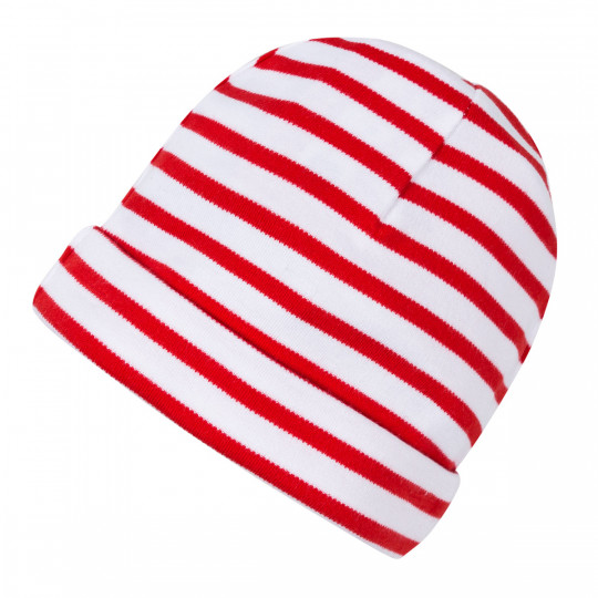 RED STRIPED HAT