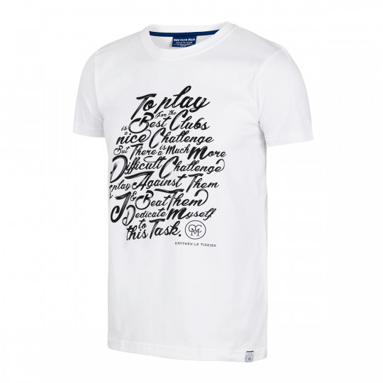 OCM Man Shirt - One Club Man (White)
