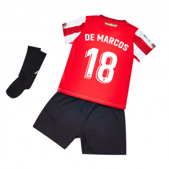ATHLETIC CLUB INFANT HOME KIT 20/21 DE MARCOS